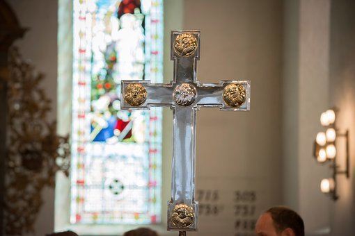 Church, Cross, Religion, Christianity, Prayer, Catholic