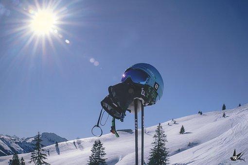 Winter, Sport, Ski, Snow, Mountain, Skiing, Leisure