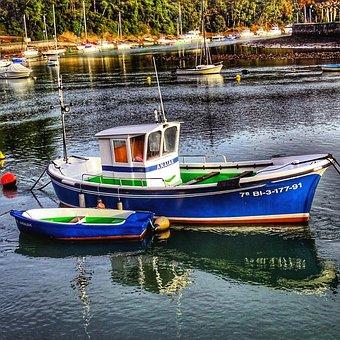 Port, Boats, Sea, Fishing