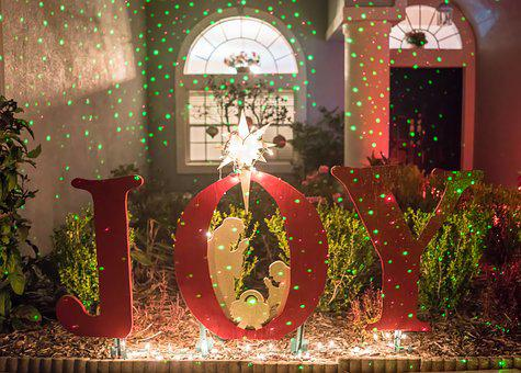 Christmas, Outdoor Decoration, Joy, Holiday, Nature