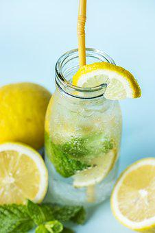 Antioxidant, Beverage, Closeup, Cold Water, Dehydration