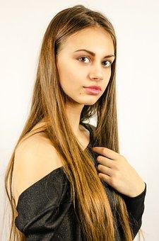 Female, Model, Fashion, Girl, Hair, Woman, Portrait