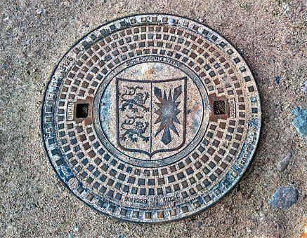Manhole Cover, Sieldeckel