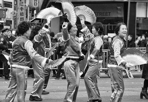 Chinese, Chinatown, Nyc, New York City, Manhattan