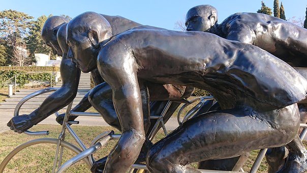 Cyclist, Bike, Cycling, Olympic, Cycle, Sport, Race