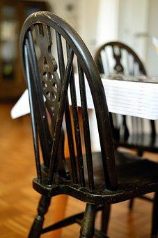 Chair, Ornament, Furniture, Apartment, Interior