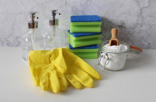 Gloves, Cleaning, Clean, Wash, Hygiene, Soap, Budget