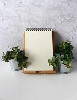 Notizblok, Note, Message, Diary, Blog, Deco, Write