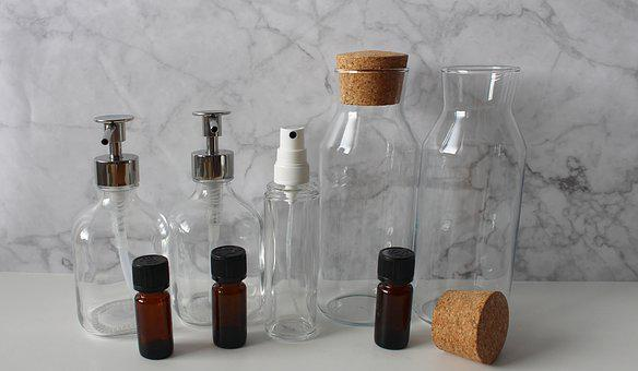 Container, Glass Container, Budget, Glass Bottle