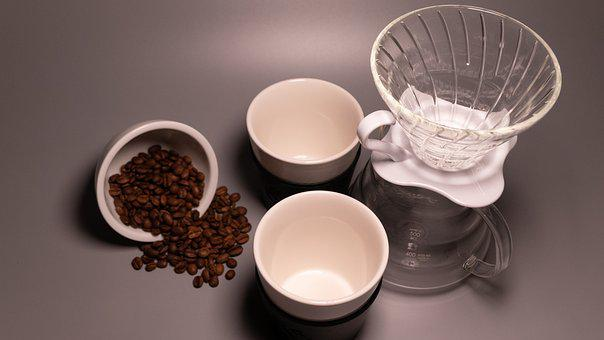 Coffee, Hand Drip, Hand Drip Coffee, One, Coffee Mug
