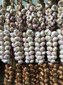 Garlic, Spice, Cook, Food, Healthy, Eat, Ingredient