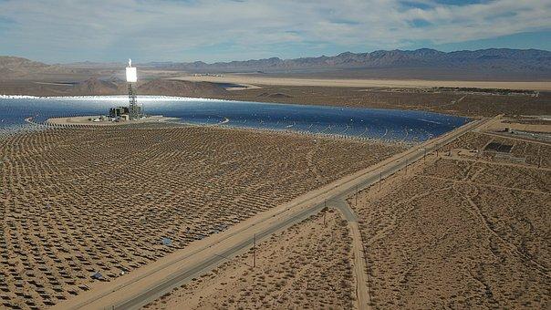 Sun, Solar Energy, Solar Power Plant, Energy Revolution