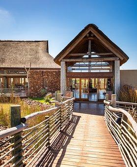Lodge, Africa, Bridge, Safari, Accommodation