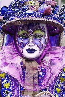 Mask, Carnival, Spring, Art, Clothing, Face, Palace