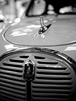 Bumper, Vintage, Auto, Automotive, Vehicle, Classic