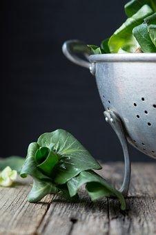 Vegetarian, Vegan, Salad, Chicory, Food, Sano, Veg