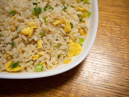 Fried Rice, Chinese, Diet, Chinese Cuisine, Food