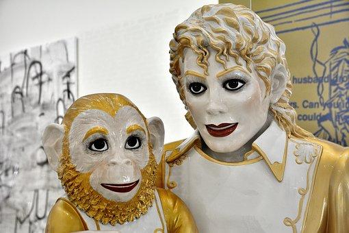 Artwork, Michael Jackson, Porcelain, Sculpture, Figure