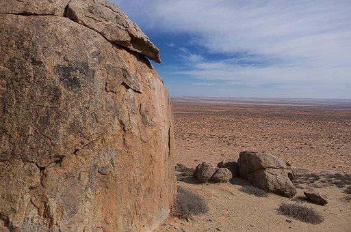 Desert, Rocks, Landscape, Sandstone, Scenic, Geology