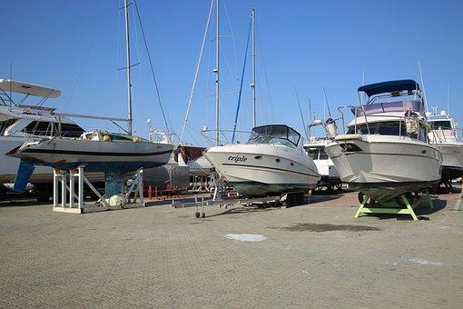 Yacht, Jeongok Port, Mars, Yacht Contest