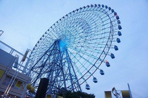 Japan, Tourism, Architecture, Travel, Landscape