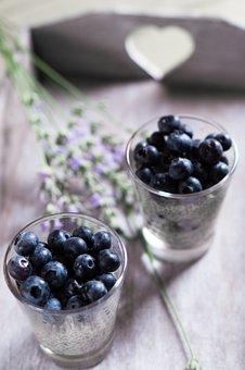 Valentino, Romantic, Blueberries, Two, Lavender, Summer