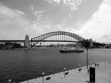 Sydney, Australia, Sydney Harbour, Circular Quay, City