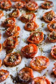 Tomatoes, Red, Summer, Mediterranean, Vegetables