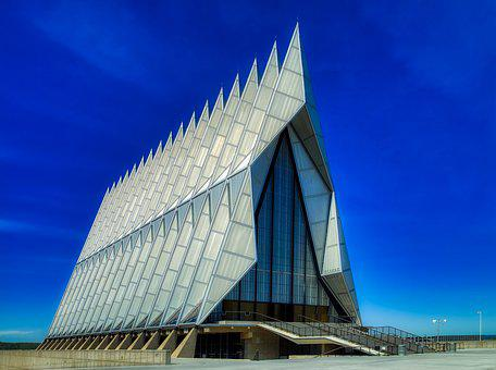 United States Air Force Academy, Military, Chapel