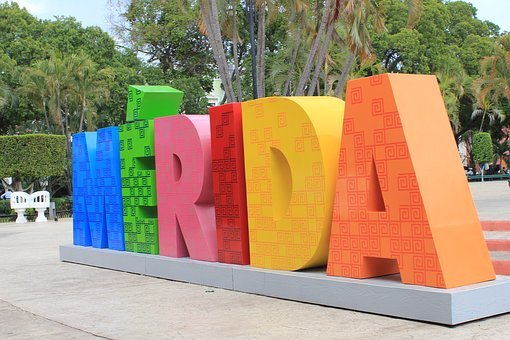 Merida, Cathedral, Mexico, Architecture, Culture