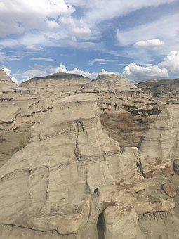 The White Place, Badlands, New Mexico