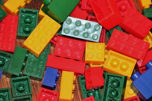 Lego, Duplo, Colorful, Children Toys