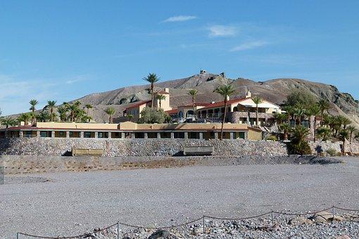 Furnace Creek Resort, Desert Oasis, Death Valley