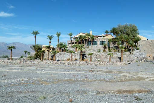 Furnace Creek Resort, Desert Oasis, Death Valley