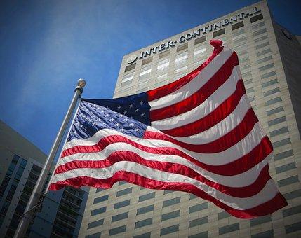 Usa, Flag, Florida