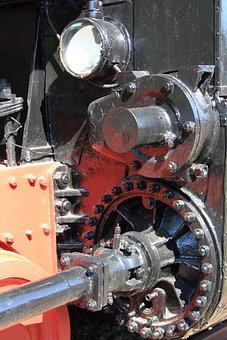 Germany, Hermekeil, Damphlok, Museum, Locomotive, Steam