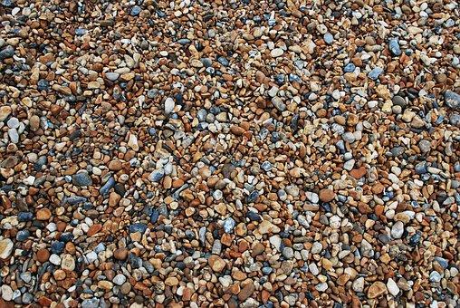 Texture, Rocks, Brighton, Uk, Stone, Gravel, Floor