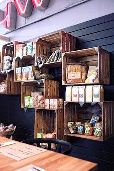 Wooden, Box, Eco, Market, Interior, Design, Home, Decor