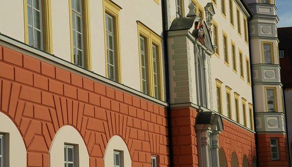 Monastery, Scheyern, Benedictine, Benedictine Monastery