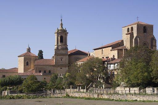 Santo Domingo De Silos, Monastery, Burgos