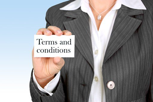 Conditions, Period, Contractual Terms And Conditions