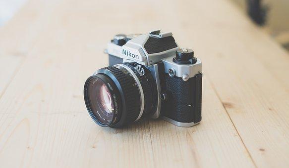 Photography, Camera, Vintage, Retro, Analog, Film
