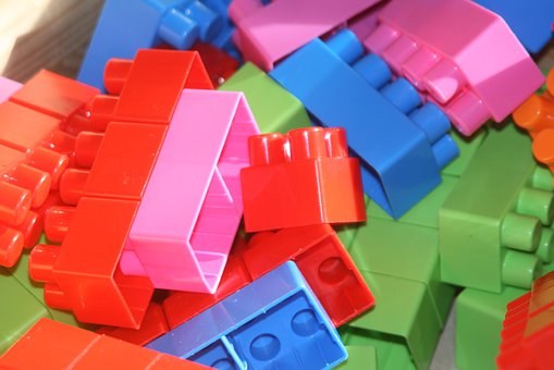 Build, Building Blocks, Lego, Toys, Children, Play