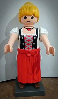 Playmobil, Fig, Toys, Figures, Game Characters, Play