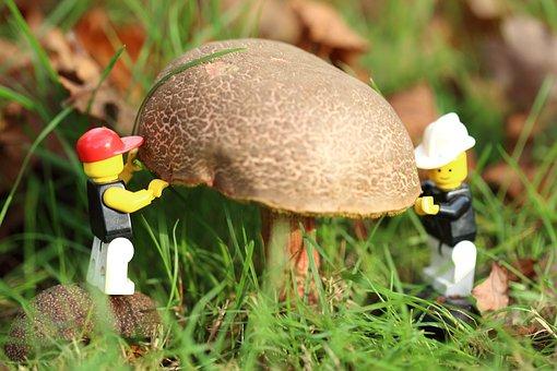 Playmobil, Males, Workers, Gardener, Miniature World