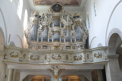 Monastery, Huysburg, Benedictine Monastery, Prayer Room