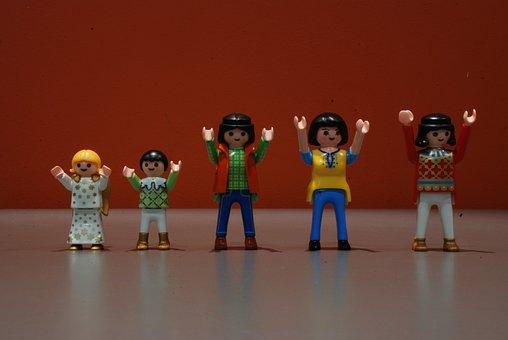 Playmobil, Row, Raves
