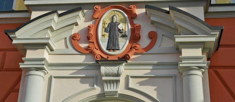 Monastery, Portal, Scheyern, Benedictine