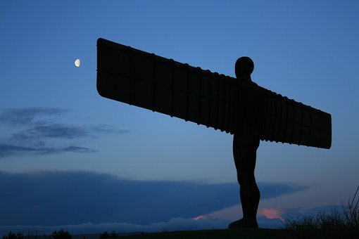Angel Of The North, Gormley, Statue, Sculpture