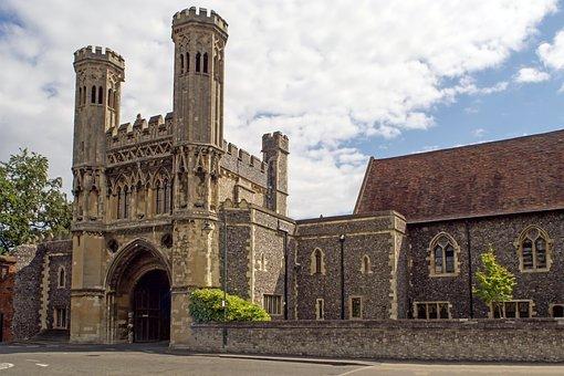 St Augustine's Abbey, Monastery, Canterbury